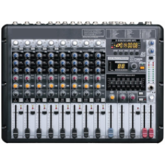 Микшерный пульт Big X12MP3+EQ