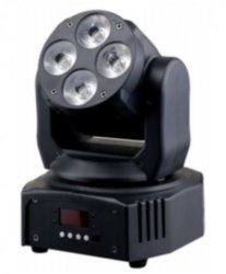 Светодиодная Led голова New Light M-YLW412 LED MOVING HEAD