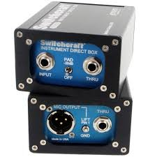 Di box Switchcraft SC800CT