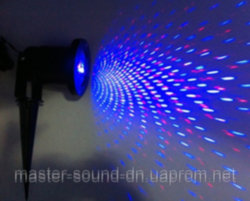 Лазер водонепроницаемый X-Laser X-MINI24P Red+blue