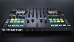 Контроллер Native Instruments Traktor Kontrol S8
