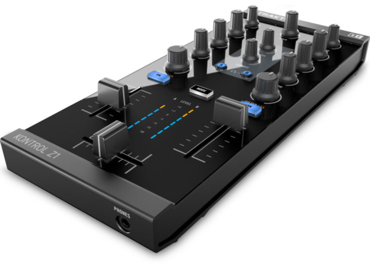 Контроллер Native Instruments Traktor Kontrol Z1