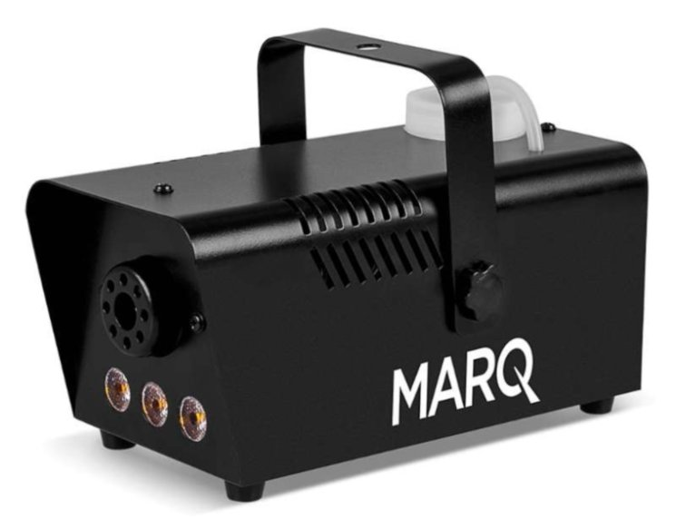 Генератор дыма Marq FOG 400 LED (BLACK)