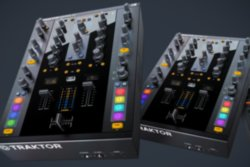 Контроллер Native Instruments Traktor Kontrol Z2
